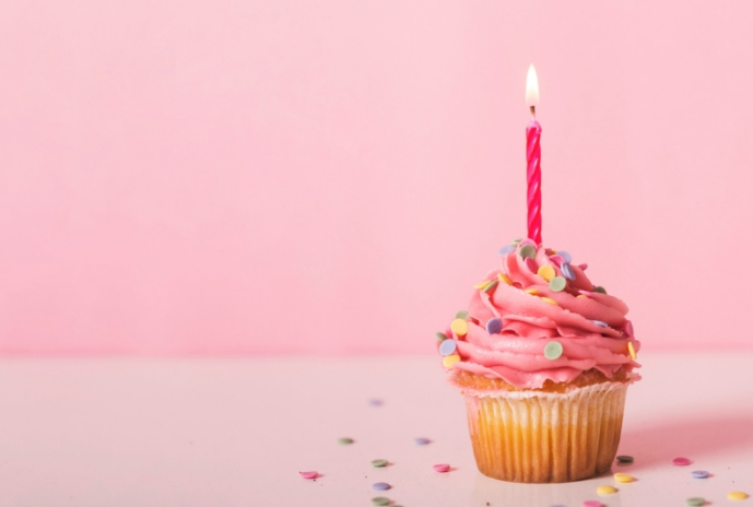 Las mejores velas de cumpleaños