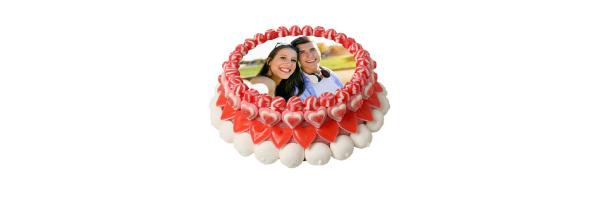 tarta de chuche con foto