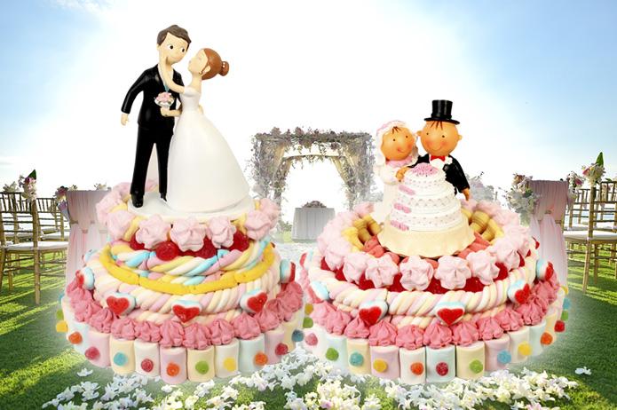 Chuches para bodas