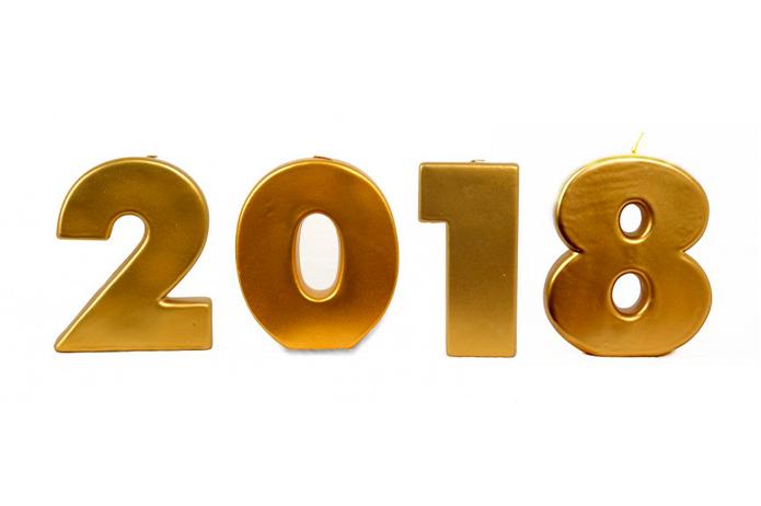 Velas gigantes 2018