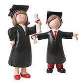Graduaciones y profesores