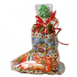 Bolsa de chuches de Navidad