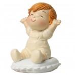 Figura bebé para tarta de boda