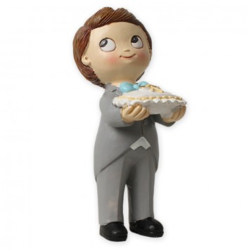 Figura niño para tarta de boda