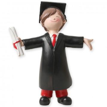 Figura graduado chico