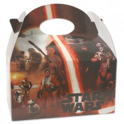 Caja Star Wars con chuches
