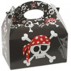 Caja de chuches piratas