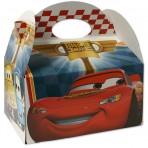 Caja de chuches cars