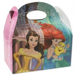 Caja de chuches princesas disney