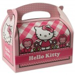 Caja de chuches Hello Kitty