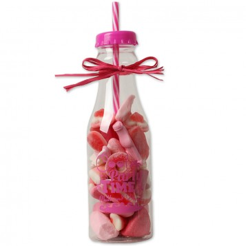 Botella de chuches