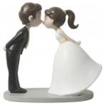 Figura novios para tarta de boda