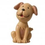 Figura perro para tarta de boda