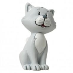 Figura gato para tarta de boda