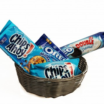 Pack Oreo y Chips Ahoy