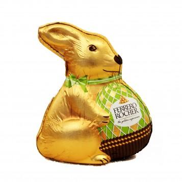 Conejo chocolate Ferrero