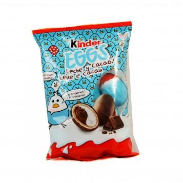 Kinder Egg leche y cacao