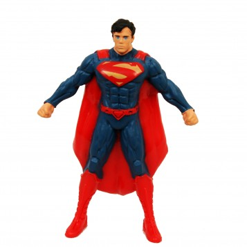 Figura mona Superman PVC