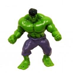 Figura mona Hulk PVC