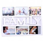 """Marco fotos """"Family"""""""