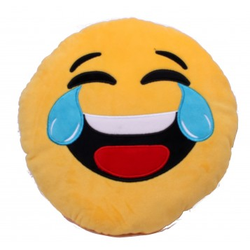 Cojín emoti risa
