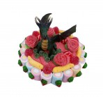 Tarta Sant Jordi dragón