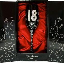 Copa Champán negra 18 años