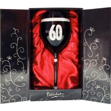 Copa Vino negra 60 años