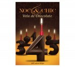 Vela Chocolate Nº4