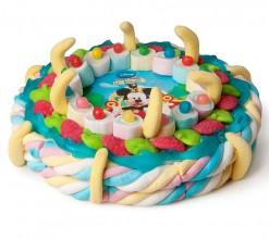 Tarta oblea Mickey Mouse