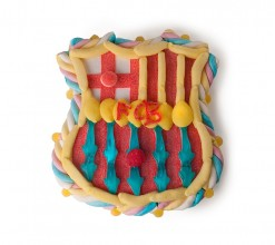 Tarta del Barcelona - Barça