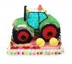 Tractor maxi