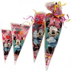 Bolsa cono Minnie 2 con chuches