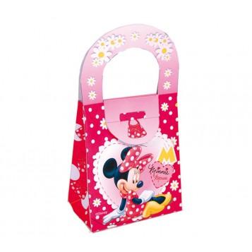 Caja bolso Minnie con chuches