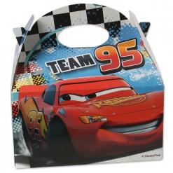 Caja Cars con chuches