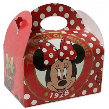 Caja Minnie con chuches