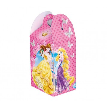 Caja Luxury Princesa con chuches