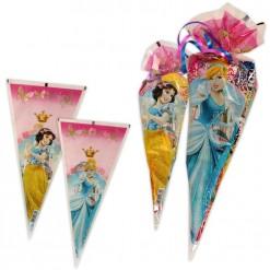 Bolsa cono Princesas con chuches
