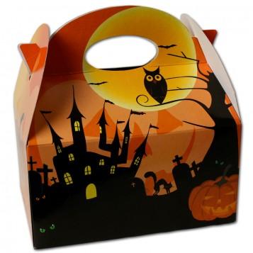 Caja Halloween con chuches