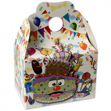 Caja Sweet Party con chuches
