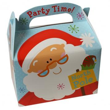 Caja Navidad con chuches