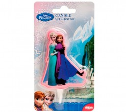 Vela Ana y Elsa - Frozen