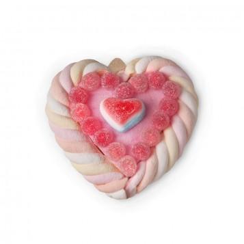 Tarta Chuches San Valentín