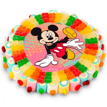 Tarta oblea Disney