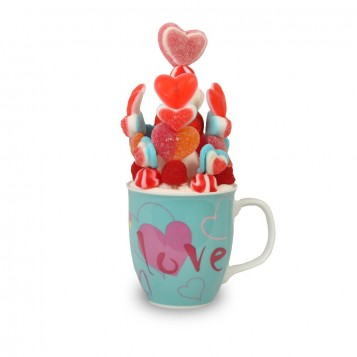 Taza love chuches
