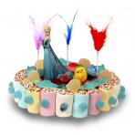 Mona Pascua Frozen Elsa