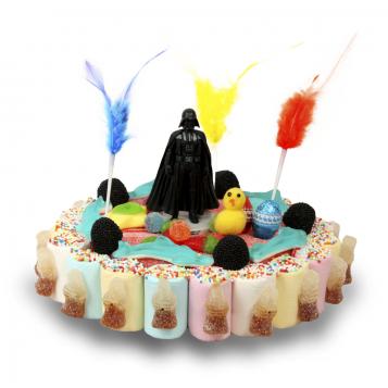 Mona pascua Darth Vader