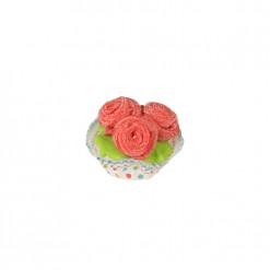 Rosa Chuches Cupcake