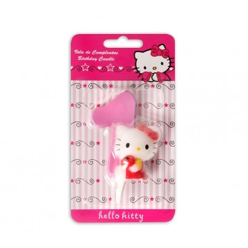 Vela Hello Kitty Nº1