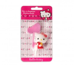 Vela Hello Kitty Nº1